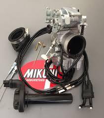 yamaha 400. tm36-68 flatslide pumper total kit yamaha 400