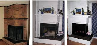 Painting Inside Of Fireplace Painting Inside Fireplace Home Decorating  Interior Design Bath Photos