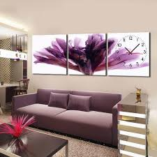 17 purple wall decor modern abstract metal wall art torchiere lamp painting mcnettimages com