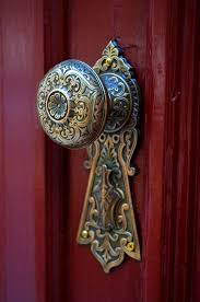 colored glass door knobs. ornate door knob. colored glass knobs i