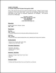 Resume No Work Experience Luxury Your Data Entry Resume Is The