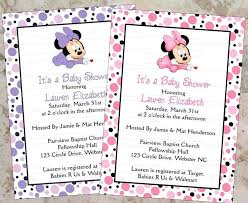minnie mouse baby shower invitations baby shower invitation free printable mouse free minnie mouse baby minnie mouse baby shower invitations