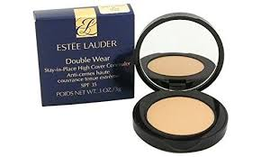 estee lauder double wear stay in place high cover concealer spf 35 cream pact not liquid