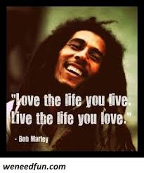 Bob Marley Quotes About Love And Happiness Enchanting 48 Attractive Bob Marley Quotes About Love And Happiness WeNeedFun