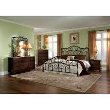 Santa Cruz Bedroom Furniture Standard Furniture Santa Cruz Panel Customizable Bedroom Set