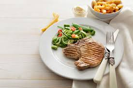 how to lose weight fast plate of food