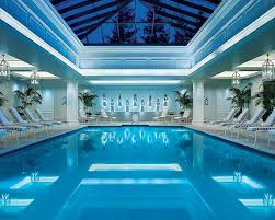 Creativity Hotel Indoor Pool Plan Enchanting Swimming In Luxurious Showing On Beautiful Design