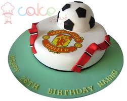 Birthday Cakes Csdbd008 Single Football Birthday Cake Bakery