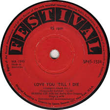 Brenda Lee – Love You 'Till I Die (1957, Vinyl) - Discogs