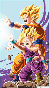 Dragon Ball Z IPhone HD Wallpapers ...