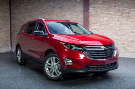 Recall: 2018 Chevrolet Equinox, GMC Terrain; 2017-2018 GMC Acadia ...
