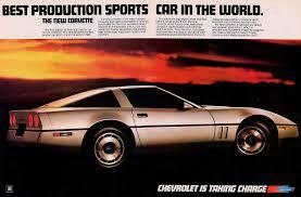 1984 C4 Corvette | Image Gallery & Pictures