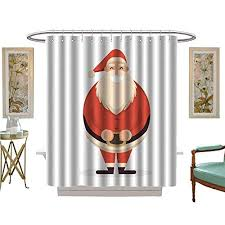 luvoluxhome shower curtain collection by stand straight with s on belt cartoon cheerful and smil father custom made shower curtain w72 x l96