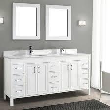 Perfect Idea For Your Double Sink Bathroom Vanity | Faitnv.Com