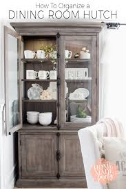 dining room hutch. If You Have Pretty Things Like Napkins, Placemats, Napkin Rings, Etc. And Dining Room Hutch U