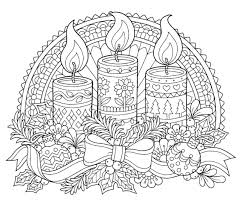 12 Free Christmas Coloring Pages Drawings