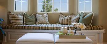 custom cushions custom cushions bay window seat cushion