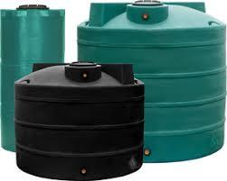 4000 Gallon Dura Cast Vertical Water Tank