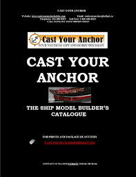 Cast Your Anchor Hobby | Wooden <b>Ship Models</b> and Boats | <b>Model</b> ...