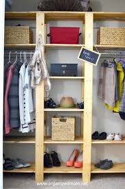 closet makeover for teens by the organized mom