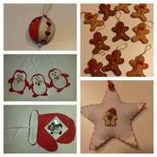 Decorazioni natalizie fatte a mano feste natale di coccole e