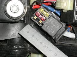 fuse block w built in relay? adventure rider Centech Fuse Box Centech Fuse Box #80 centech early bronco fuse box