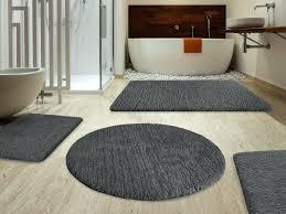 dark gray bathroom rug set blue rugs light grey round bath new ideas furniture delightful astonishing