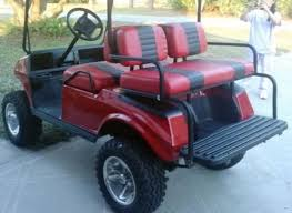 club car pre 2000 ds custom two stripe
