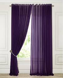 Купить <b>фиолетовые</b> шторы в гостиной в . Большой каталог, фото ...