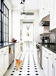 black and white kitchen design pictures. inspired black and white kitchen designs 7 design pictures