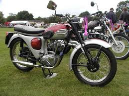 1963 triumph tiger cub t20 classic motorcycle pictures