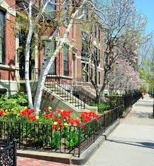 wrought iron fence ideas. Wonderful Fence Victorian Apartments With Wrought Iron Fencing Surrounding Small Garden Intended Wrought Iron Fence Ideas A
