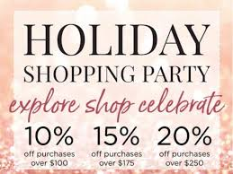 Dec 14 Dec 6 15 Bluemercury Holiday Shopping Party At Melrose
