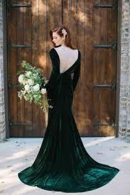 best 25 green wedding dresses ideas