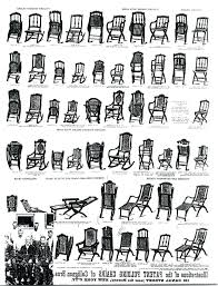 photo 2 of 7 antique rocking chair identification folding workmanship platform