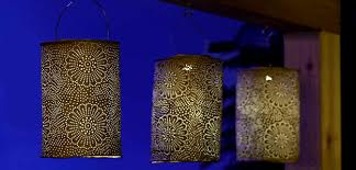 solar patio lights. Contemporary Lights Patio Lighting Solar Lanterns  Lights Decorate Outdoor Spaces   Bombay Outdoors With