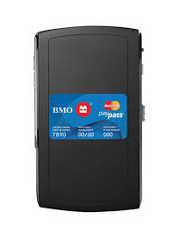 the mobile payp allows bmo personal credit card customers to make purchases through a sticker affixed to their mobile phone