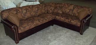 Barnett Furniture King Hickory Bentley Sectional