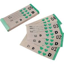 Raffle Ticket Booklets Check Ticket Book 1 100 Book Of 100