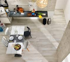 Porcelain Kitchen Floor Tiles Kitchen Floor Tiles Grey This White Kitchen Is Enlivened By A