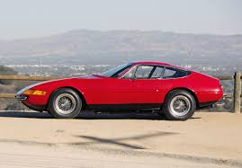 It was first introduced to the public at the paris auto salon in 1968 and replaced the 275 gtb/4 but, although it was also a pininfarina design. Ferrari 365 Gtb 4 Daytona 1968 74 Pictures