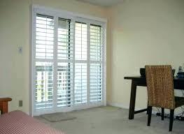 plantation shutters for sliding door sliding shutters for patio doors sliding door plantation shutters for glass