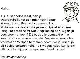 Scouting Jan Van Hoof Groep Gouda Pdf
