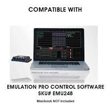 elation professional midicon pro dmx controller example 2