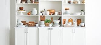 6 diffe types of shelving systems