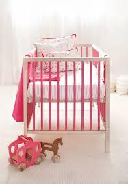 pretty with pink crib bedding modern