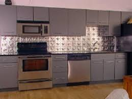 Backsplashes For Kitchen Metal Backsplash Ideas Hgtv