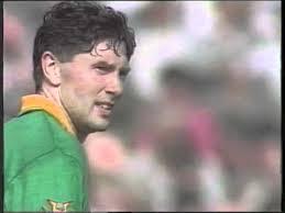 Martin McHugh (Last Minute) 50 metre free v Cavan 1992 Ulster SFC ...