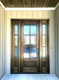 front door with window. How To Cover Door Window Curtains For Front Windows With R