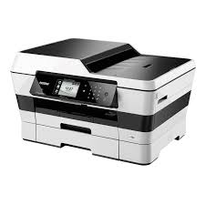 Mfc J6920dw Wireless A3 Colour Inkjet Fax Printer Brother